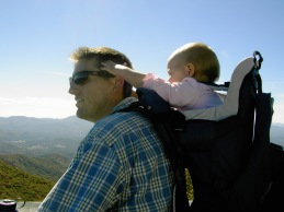 Day hike to Brasstown Bald